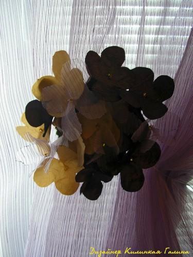 Авторский подхват на магните с цветком (2)