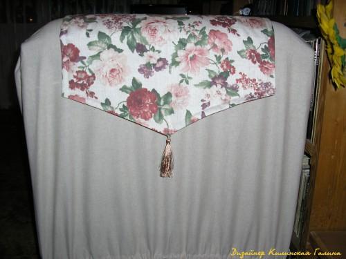 Чехлы на диван и кресло (4)