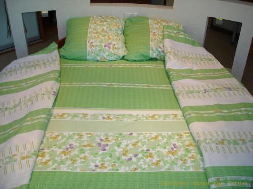 Комплект постельного белья на круглую кровать (4)