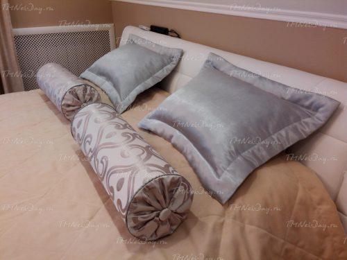 Подушки и валики неоклассика