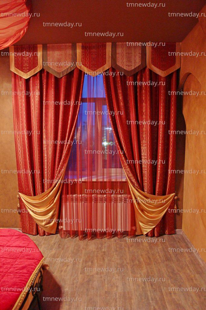 Текстиль в гостиничном номере