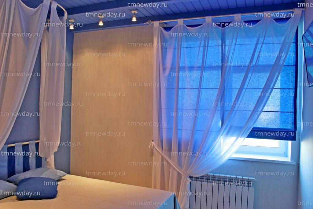 Текстильное оформление номера Греция