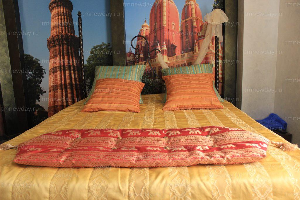 Текстильное оформление гостиницы
