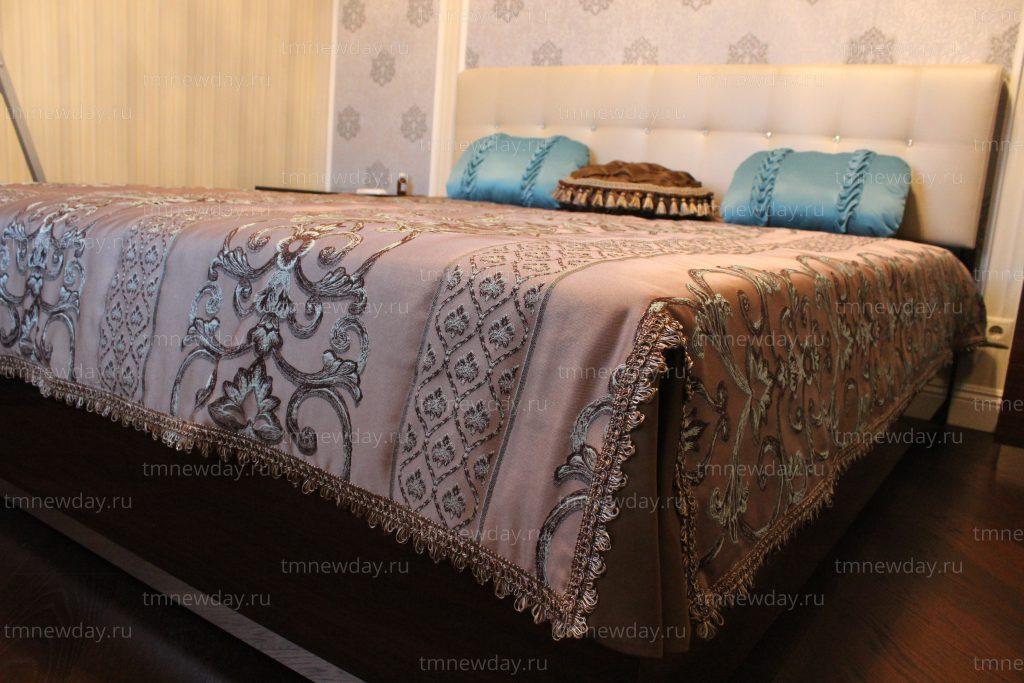 покрывала подушки спальня на заказ