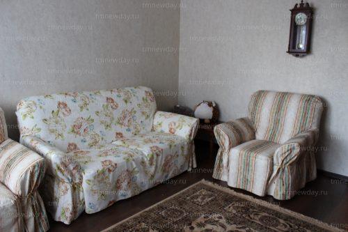 Чехлы на двиан и кресла