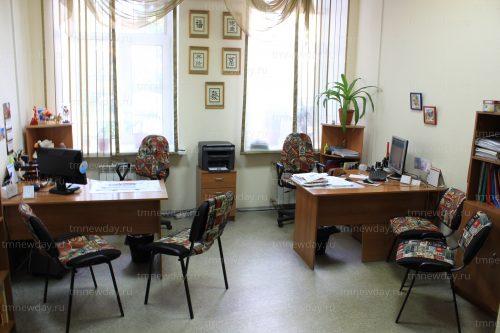 Декоративные чехлы в офис турфирмы