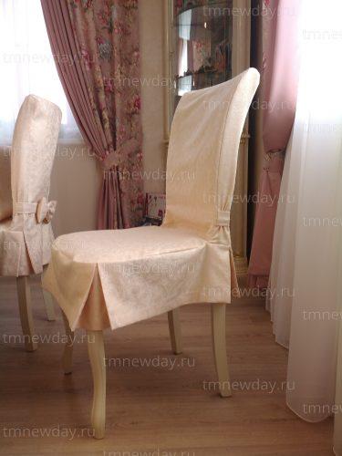 Чехлы на стулья в дом